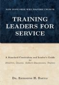 Training Leaders for Service