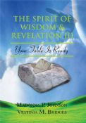 The Spirit of Wisdom & Revelation III - Your Table is Ready
